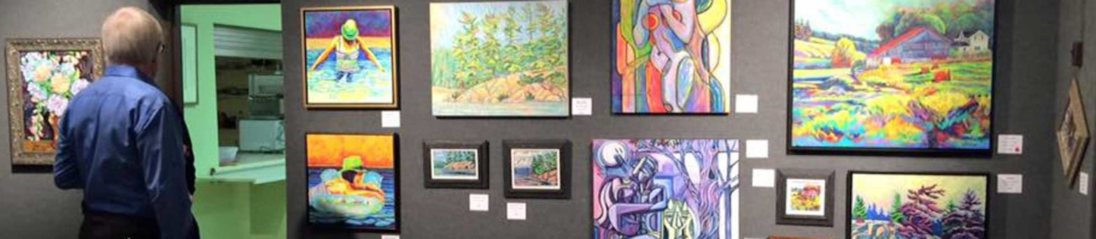 Art Lovers featured image courtesy Grand Bend Art Centre