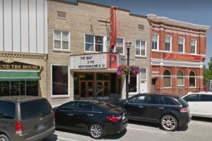 Park Theatre in Goderich