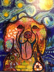 Photo of Deja Vudu Studio - original painting