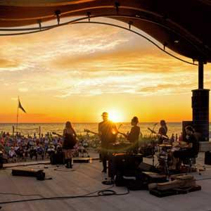 Summer Sunset Sounds (Photo: J. Baillie)