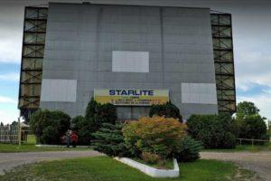 Starlite Drive-In, Shipka