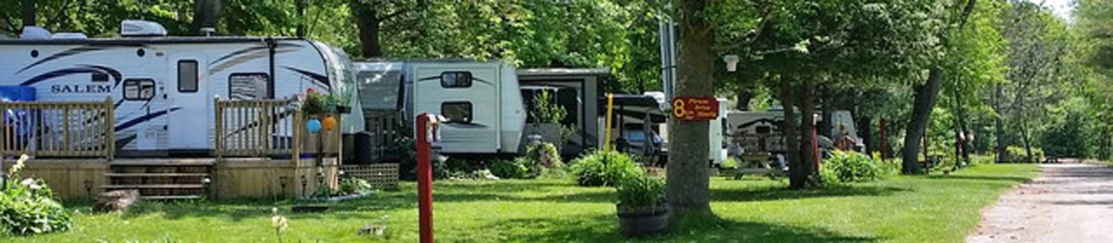 Campgrounds Featured image