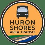 Click logo to visit Huron Shores Area Transit